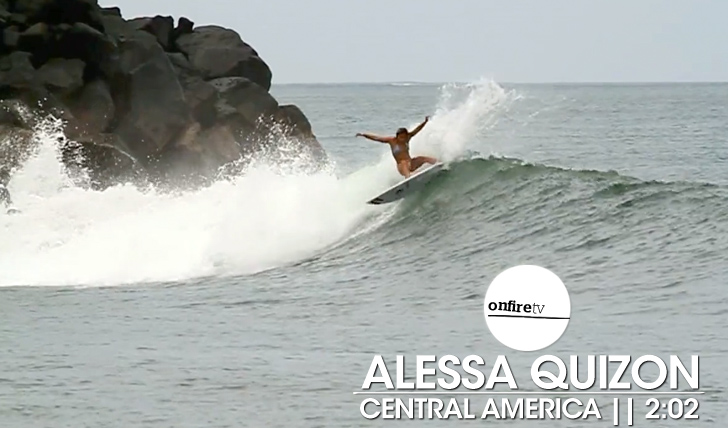 22463Alessa Quizon | Central America || 2:02