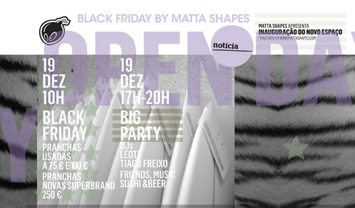 22195Black Friday by Matta Shapes