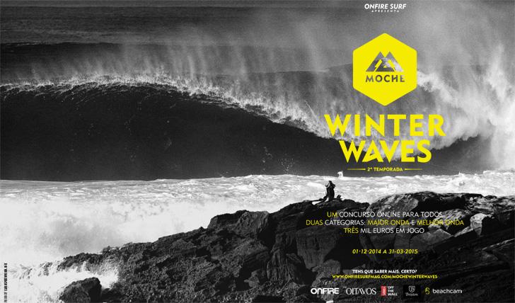 21929MOCHE Winter Waves 2014/15 | A segunda temporada já começou!!!