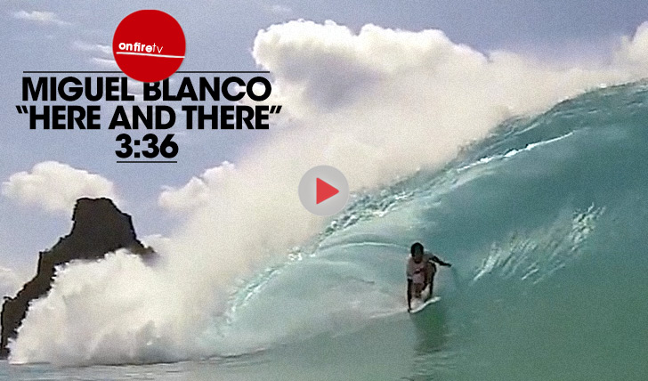"""22041Miguel Blanco em """"Here and There"""" 