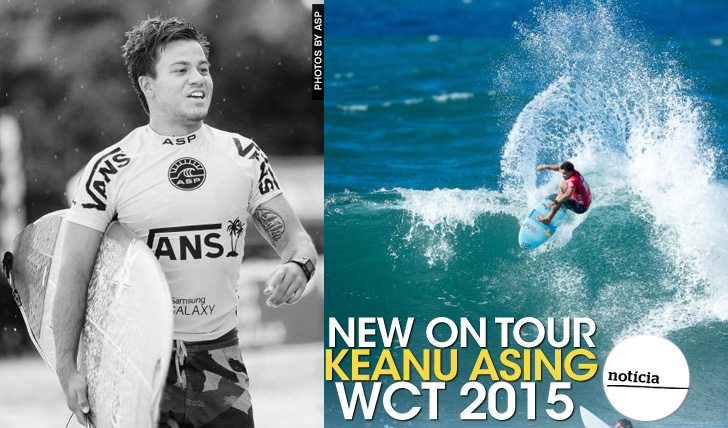 22085WCT 2015 | Keanu Asing | New on Tour