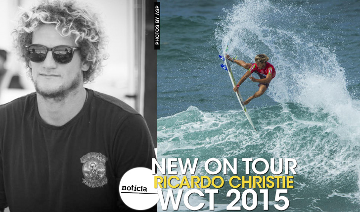 22412WCT 2015 | Ricardo Christie | New on Tour