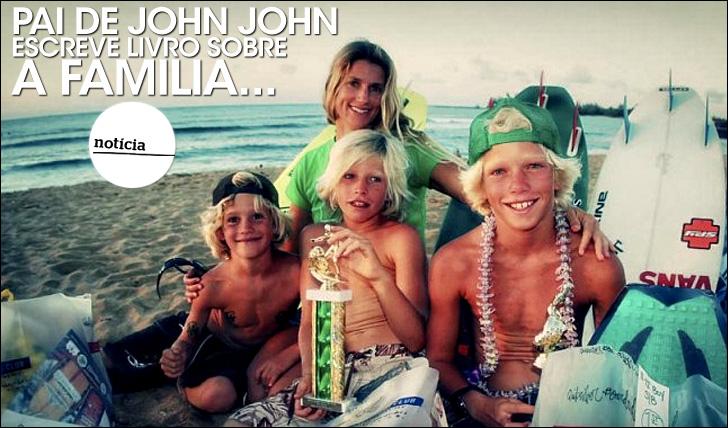 22473Pai de John John escreve livro sobre a família…