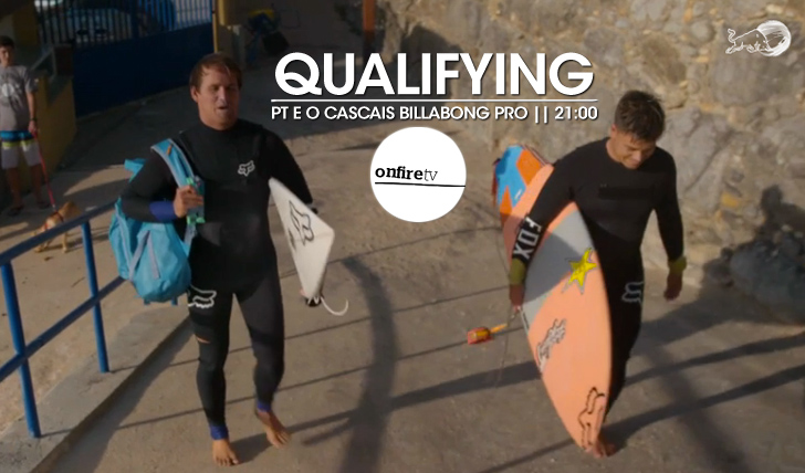 22061Qualifying | Portugal e o Cascais Billabong Pro || 21:00