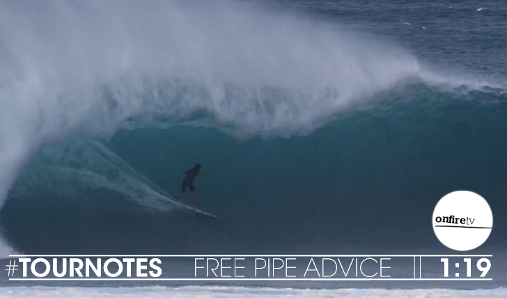 22271#Tournotes | Free Pipe Advice || 1:25