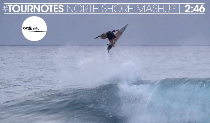 21995#Tournotes | North Shore Mashup || 2:46