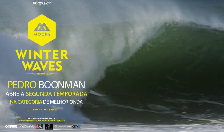 22140Pedro Boonman abre votações no MOCHE Winter Waves | 2ª temporada