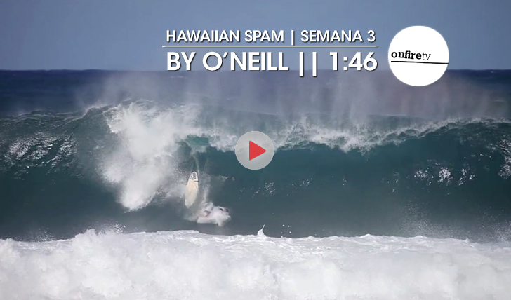 21950Hawaiian Spam by O'Neill | Semana 3 || 1:46