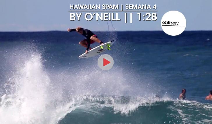 22102Hawaiian Spam by O'Neill | Semana 4 || 1:28