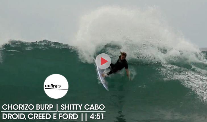 22556Droid, Creed & Ford   Chorizo Burp/Shitty Cabo    4:51
