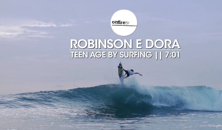22521Robinson & Dora | Teen Age by Surfing || 7:01