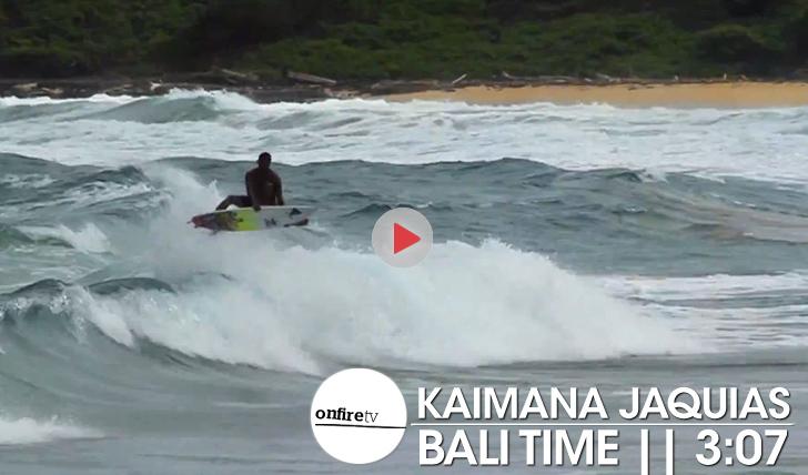22727Kaimana Jaquias | Bali Time || 3:07
