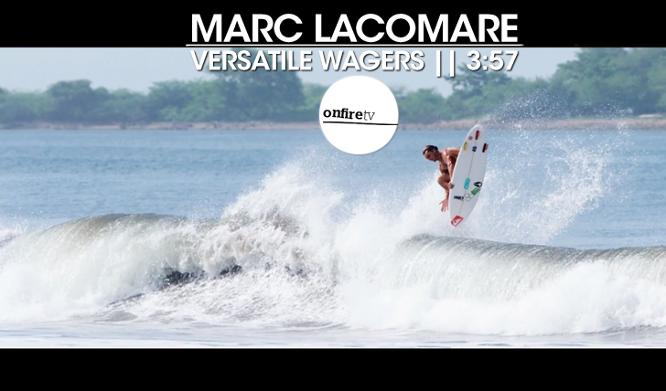 22536Marc Lacomare | Versatile Wagers || 3:57