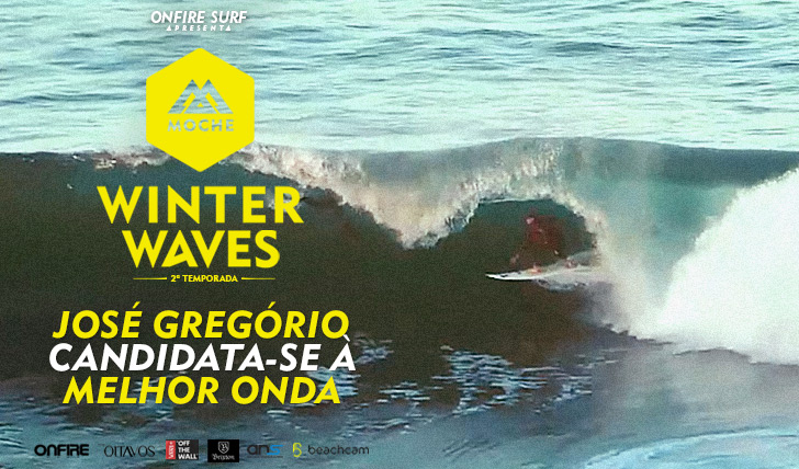 "22708Jose Gregório candidata-se à ""Melhor Onda"" do MOCHE Winter Waves 