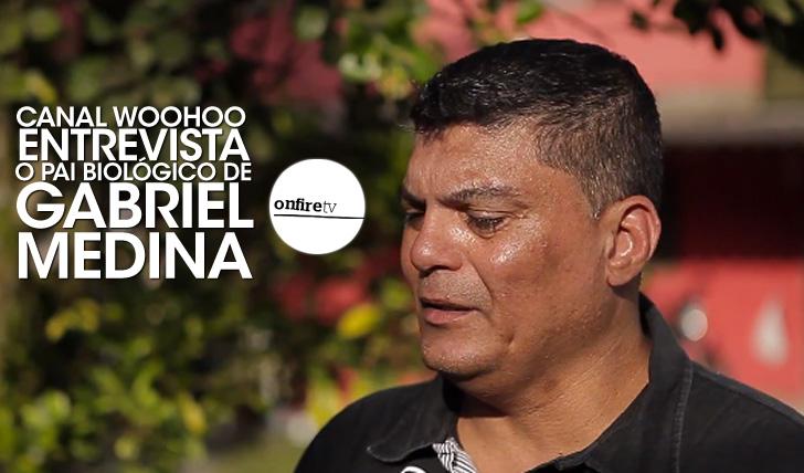 22938Canal Woohoo entrevista o pai biológico de Medina