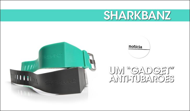 "22623Sharkbanz | Um ""gadget"" anti-tubarões"