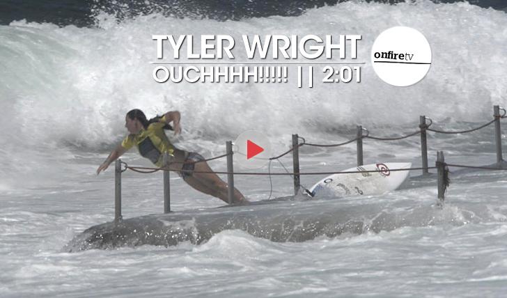 22913O acidente de Tyler Wright || 2:01