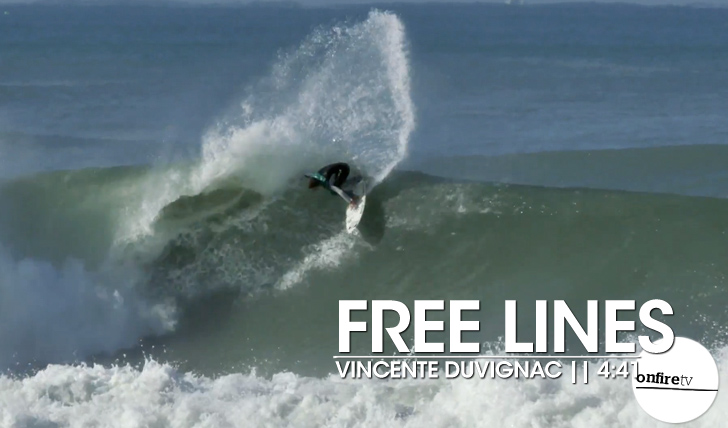 22836Free Lines | Vincent Duvignac || 4:41