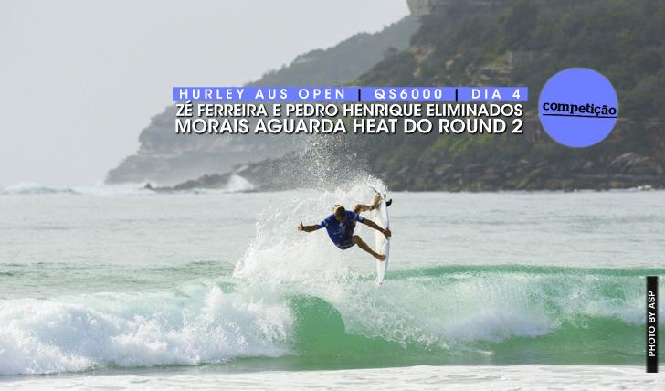 23140Henrique e Ferreira eliminados no Hurley Australian Open | Dia 4