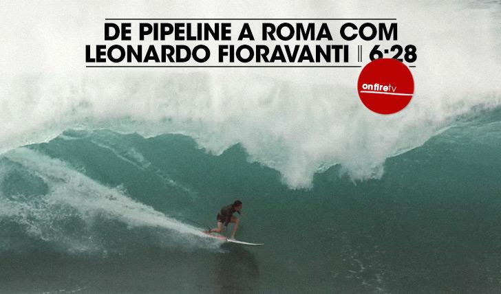 23323De Pipeline a Roma com Leonardo Fioravanti || 6:28