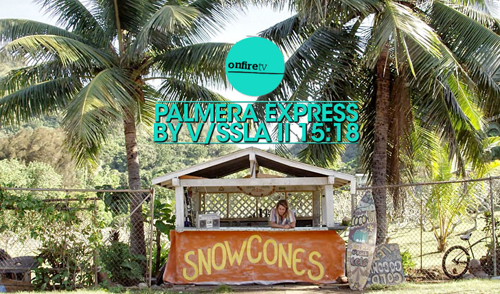 23415Palmera Express | By V/SSLA || 15:18