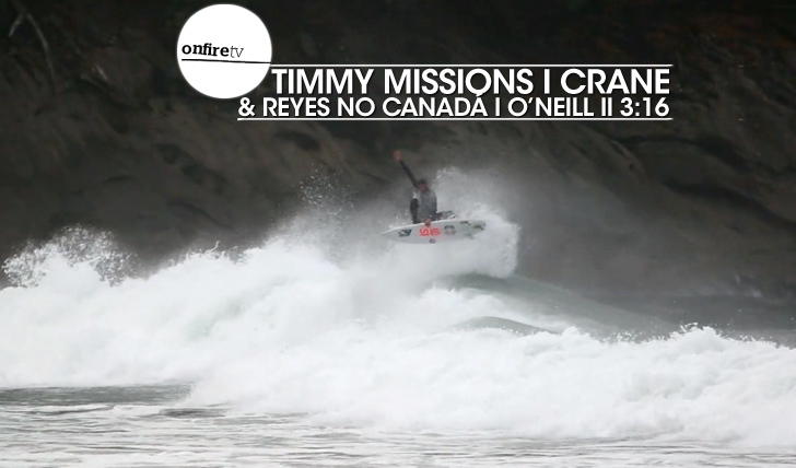 23374Timmy Missions | Reyes e Crane no Canadá | By O'Neill || 3:16