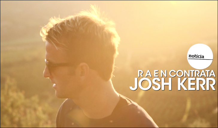 23448RAEN Optics contrata Josh Kerr