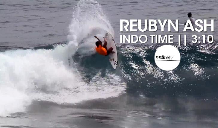 23023Reubyn Ash | Indo Time || 3:10