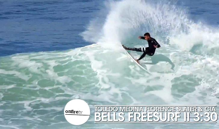 23947Toledo, Medina, Florence & Cia | Bells Beach || 3:30