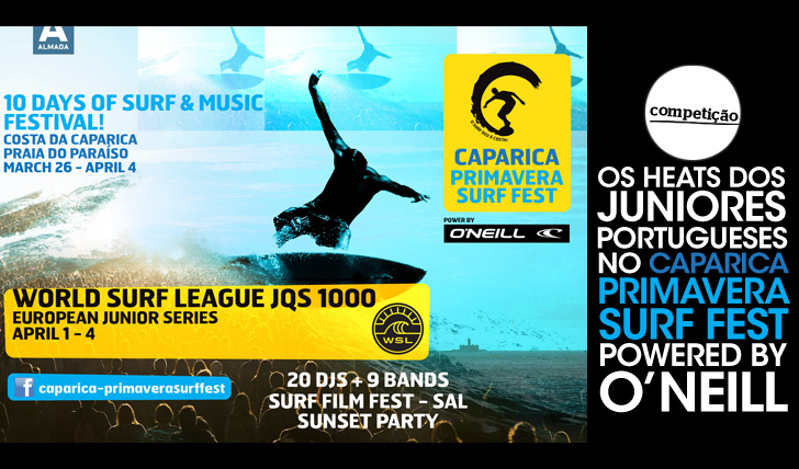 23920Os heats dos portugueses no Caparica Primavera Surf Fest powered by O'Neill