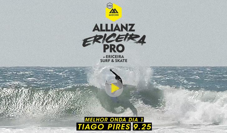 23871Allianz Ericeira Pro | Melhor Onda | Dia 1 | Tiago Pires || 0:41