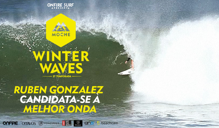 23853Ruben Gonzalez candidata-se à Melhor Onda do MOCHE Winter Waves | 2ª Temporada