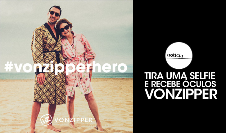 23850Passatempo #VonZipperhero | Tira uma selfie com um team rider e ganha uns óculos
