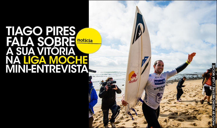 23931Tiago Pires fala sobre a sua vitória na Liga MOCHE | Mini-Entrevista