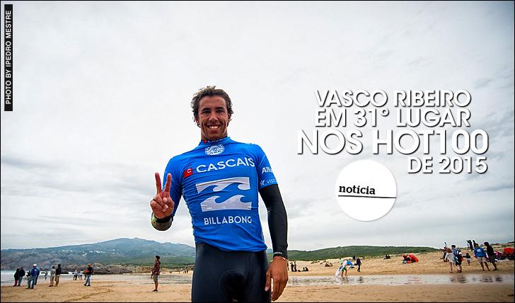 23714Vasco Ribeiro em 31º nos Hot100 de 2015