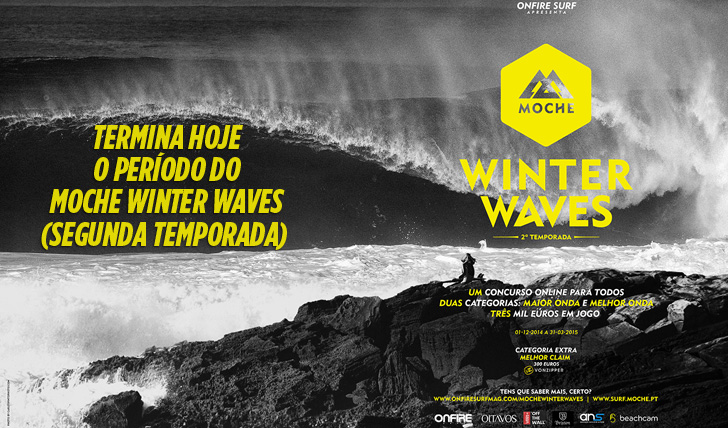 23940Chegou ao fim o período do MOCHE Winter Waves | Segunda temporada