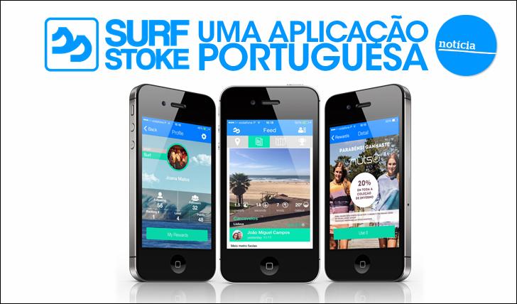 23813SurfStoke | Uma app de surf portuguesa