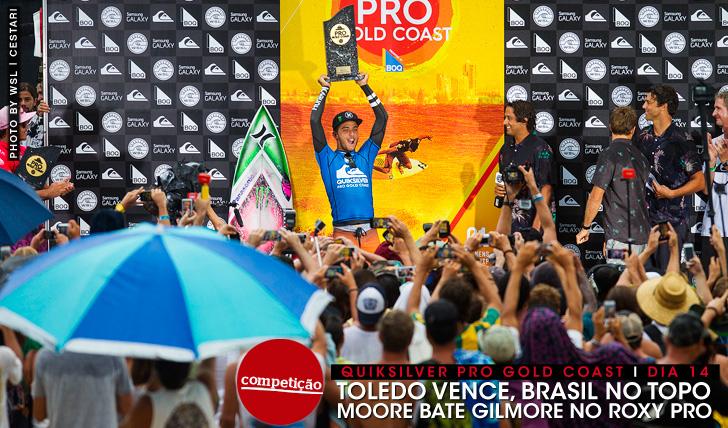 "23678""HOLY"" Toledo mantem o Brasil no topo do ranking"