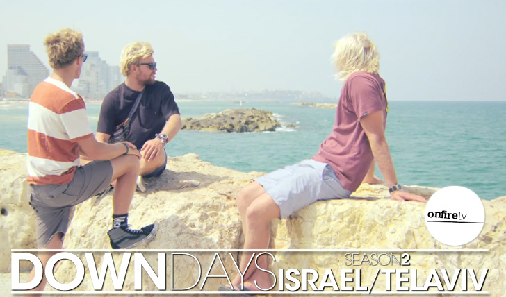 24417Down Days | Season 2 | Tel Aviv | by VANS || 11:20