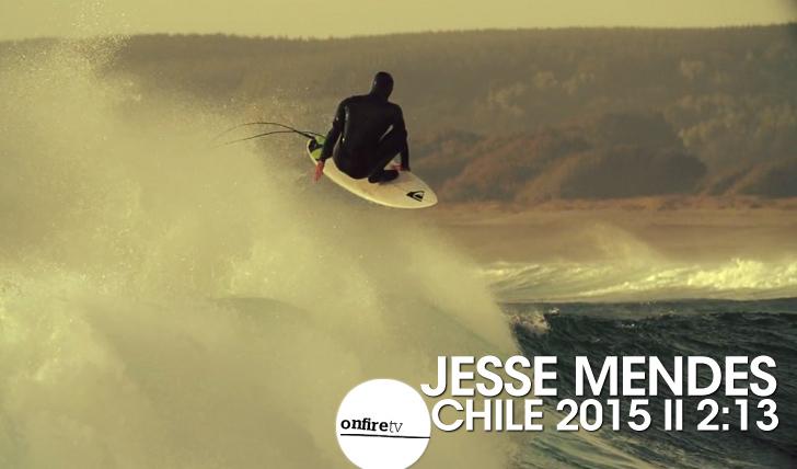 24508Jesse Mendes | Chile || 2:13