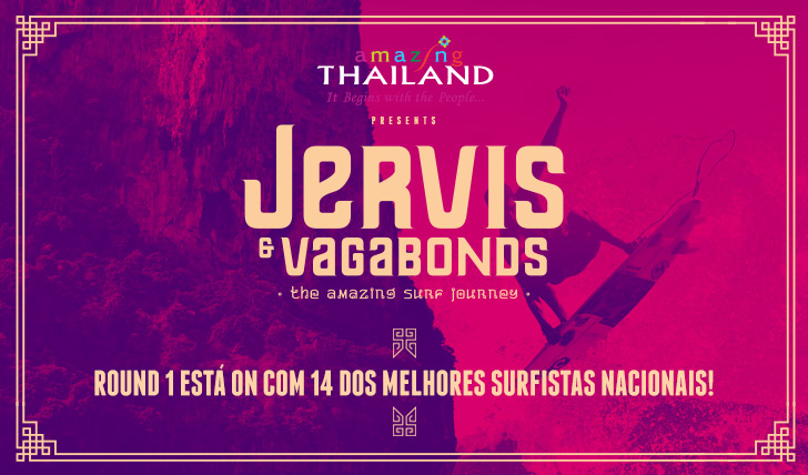 24444Round 1 de Jervis and Vagabonds 2015 está ON!!!
