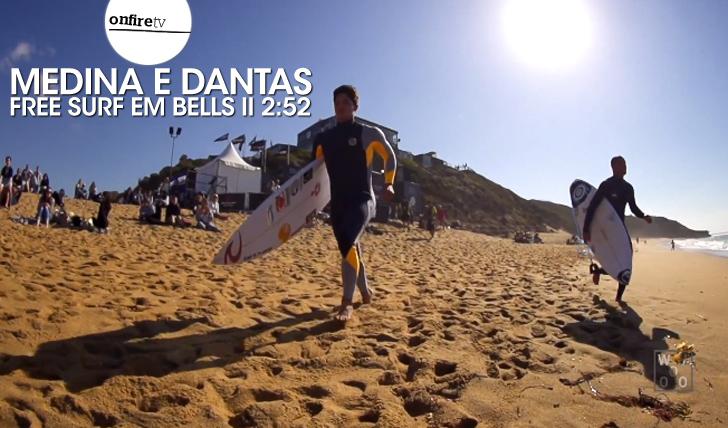 24016Medina e Dantas | Free Surf em Bells || 2:52