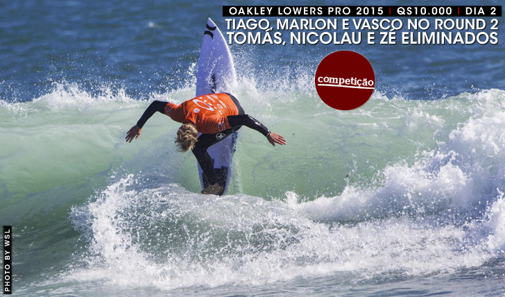 "24528""Armada Lusa"" perde 3 surfistas no Oakley Lowers Pro 