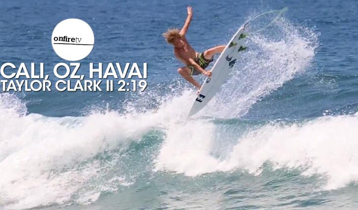 24008Taylor Clark | Cali, OZ, Havai || 2:19
