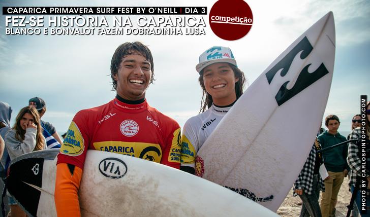 23989Fez-se história na Caparica | Blanco e Bonvalot vencem Pro Jr