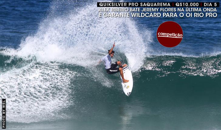 24692Alex Ribeiro vence na última onda no QS 10.000 de Saquarema