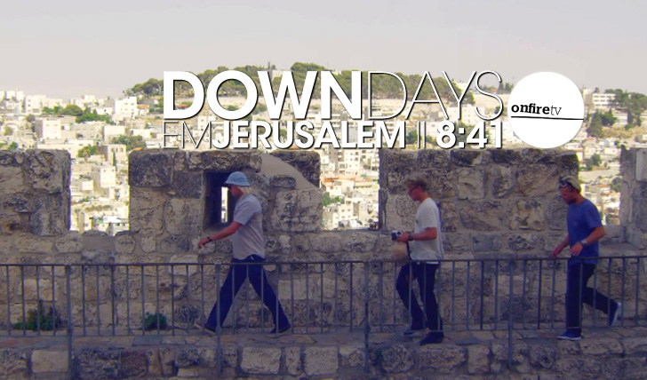 24555Down Days | Season 2 | Jerusalem & Old Jaffa | by VANS || 8:41