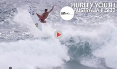 HURLEY-YOUTH-NA-AUSTRALIA
