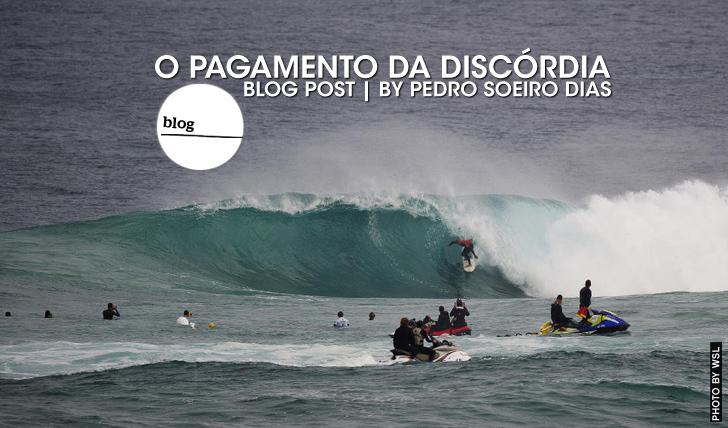 24637O pagamento da discórdia | By Pedro Soeiro Dias | Blog Post