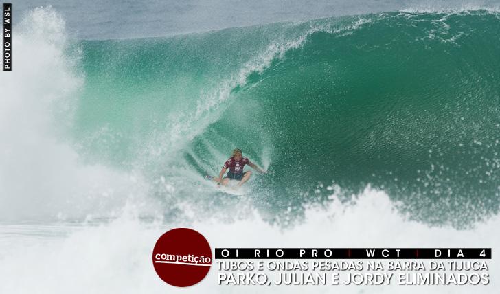 24815Parko, Julian e Jordy eliminados no Oi Rio Pro | Dia 4